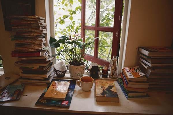Cafe sách Le Petit