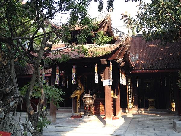 Chùa Hà – ngôi chùa nổi tiếng của Hà Nội