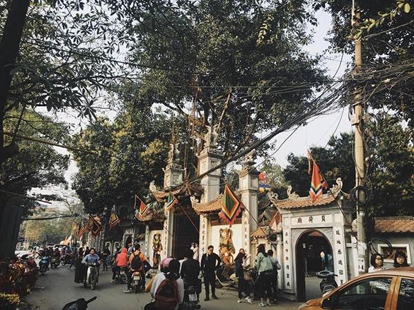 Chùa Hà – ngôi chùa cầu duyên nổi tiếng của Hà Nội