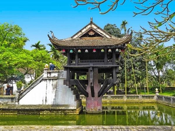 Chùa Một Cột là một chứng nhân lịch sử, một đại diện văn hóa, biểu trưng cho tầm vóc, trí tuệ, bản sắc của con người Việt Nam