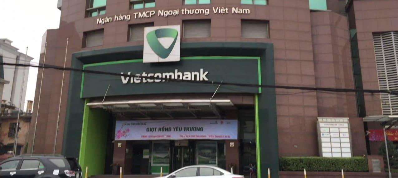 Các chi nhánh Vietcombank Hà Nội