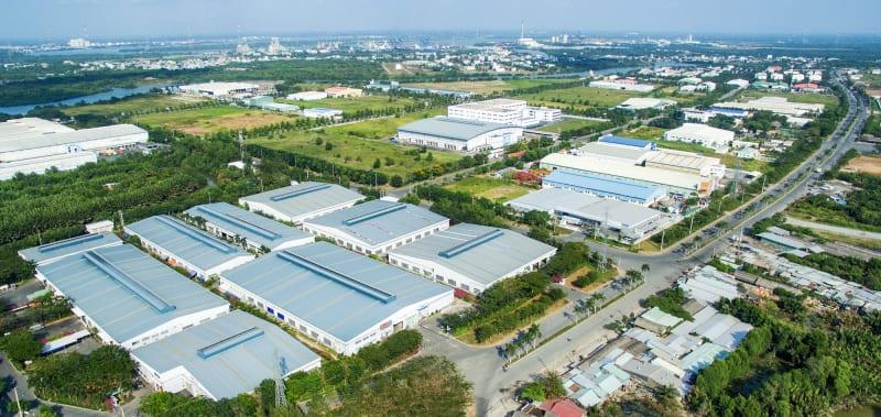 Các khu công nghiệp ở Hà Nội