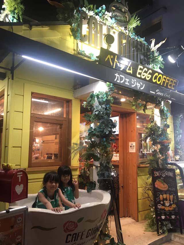Cafe Giảng Hà Nội