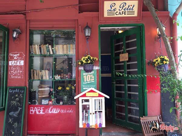 Cafe sách Hà Nội