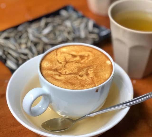 Cafe trứng Hà Nội - nét đẹp trong văn hóa ẩm thực