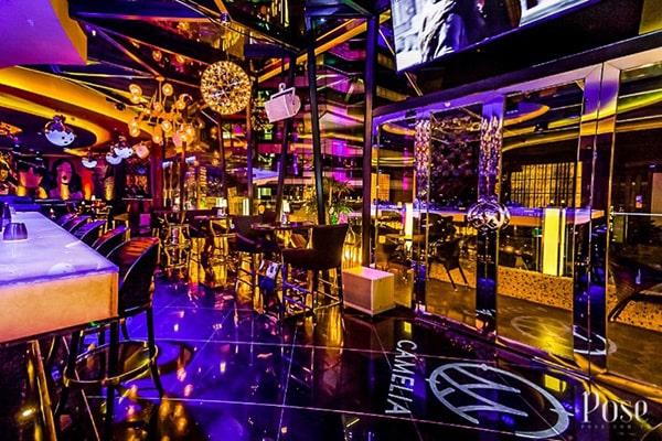 Camelia Lounge - Quán bar nổi tiếng nhất Hà Nội