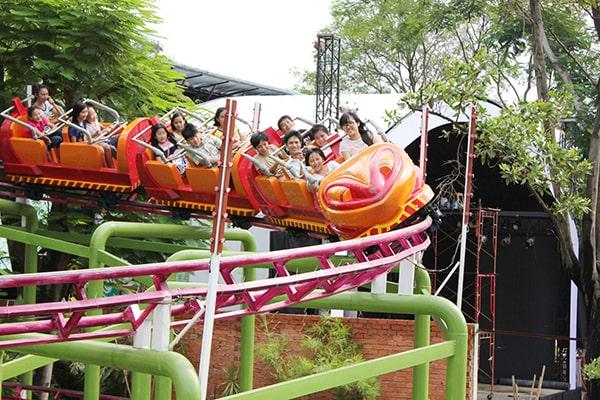 Công viên thiên đường Bảo Sơn Hà Nội