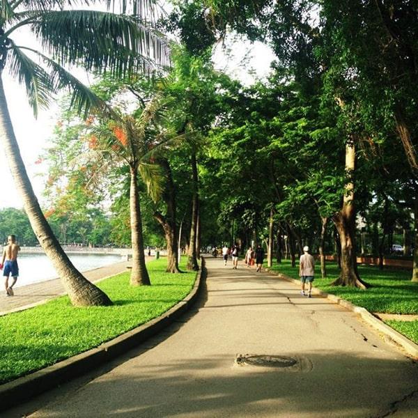 Công viên Thống Nhất – Công viên tại Hà Nội