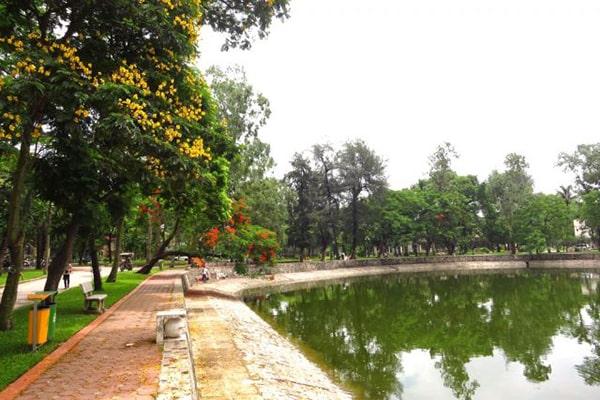 Công viên Thống Nhất – Công viên lớn nhất Hà Nội