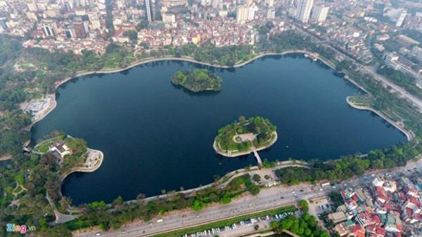Công viên Thống Nhất - Hà Nội