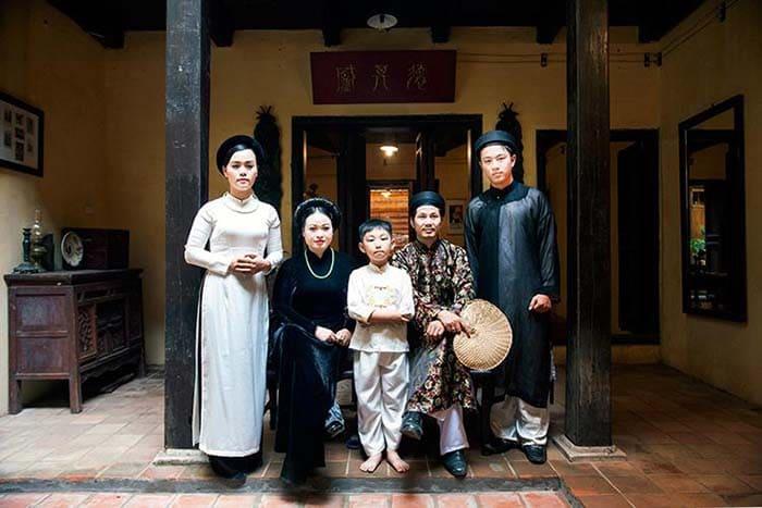 Người Hà Nội coi trọng truyền thống gia đình