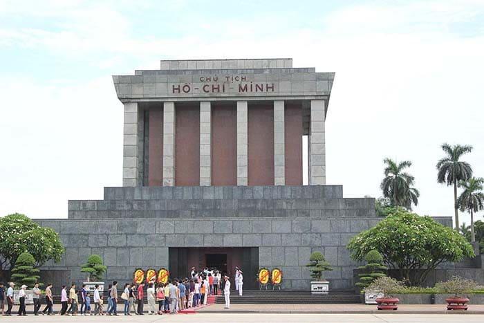Lăng Bác là niềm tự hào của dân tộc Việt Nam