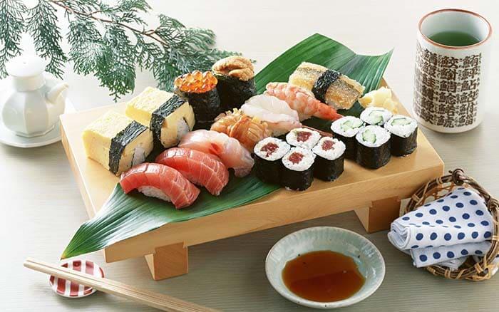 Nhật Bản giới thiệu văn hóa ẩm thực trong lễ hội hoa anh đào