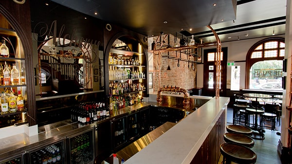 Push Club bar Hà Nội - Một trong các bar ở Hà Nội thu hút rất đông giới trẻ