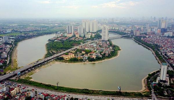 Quận Hoàng Mai Hà Nội