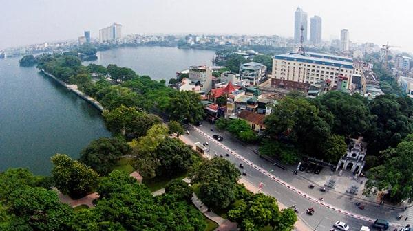 Quận Tây Hồ Hà Nội
