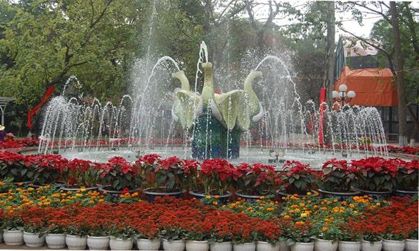 Công viên Thủ Lệ Hà Nội