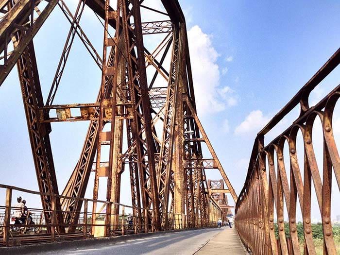 Cầu Long Biên - chứng nhân lịch sử của dân tộc Việt Nam