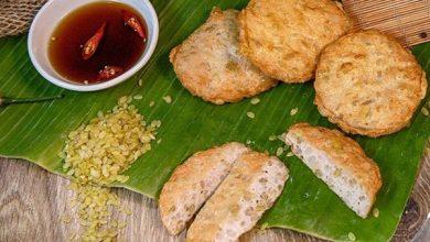 Chả cốm Hà Nội – món ăn mang đậm dấu ấn của người Hà Thành