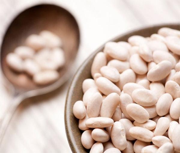 Đậu trắng chứa chất giải độc tố trong cơ thể giúp bạn khỏe mạnh hơn