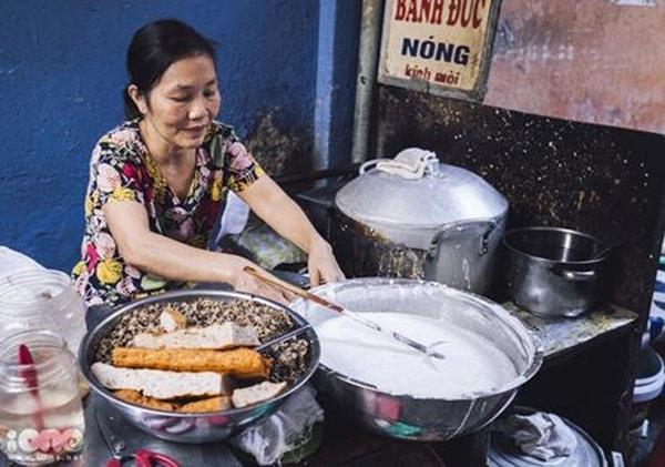 Bánh cuốn nóng ngon Hà Nội