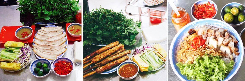 Gạch quán - địa chỉ bán bánh tráng cuốn thịt Heo ngon tại Hà Nội