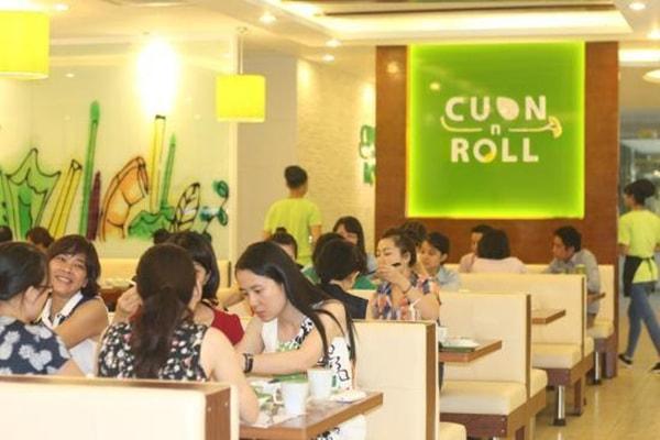 Cuốn N Roll - Địa chỉ bán bánh tráng cuốn thịt heo ngon tại Hà Nội